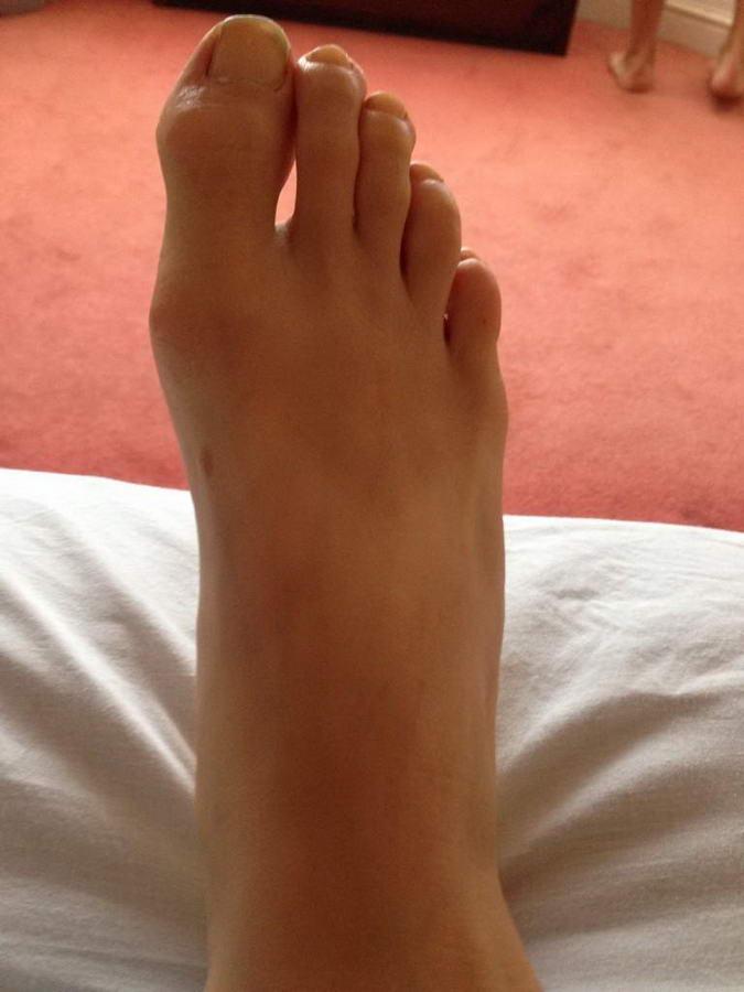 Alexandra Phillips Feet