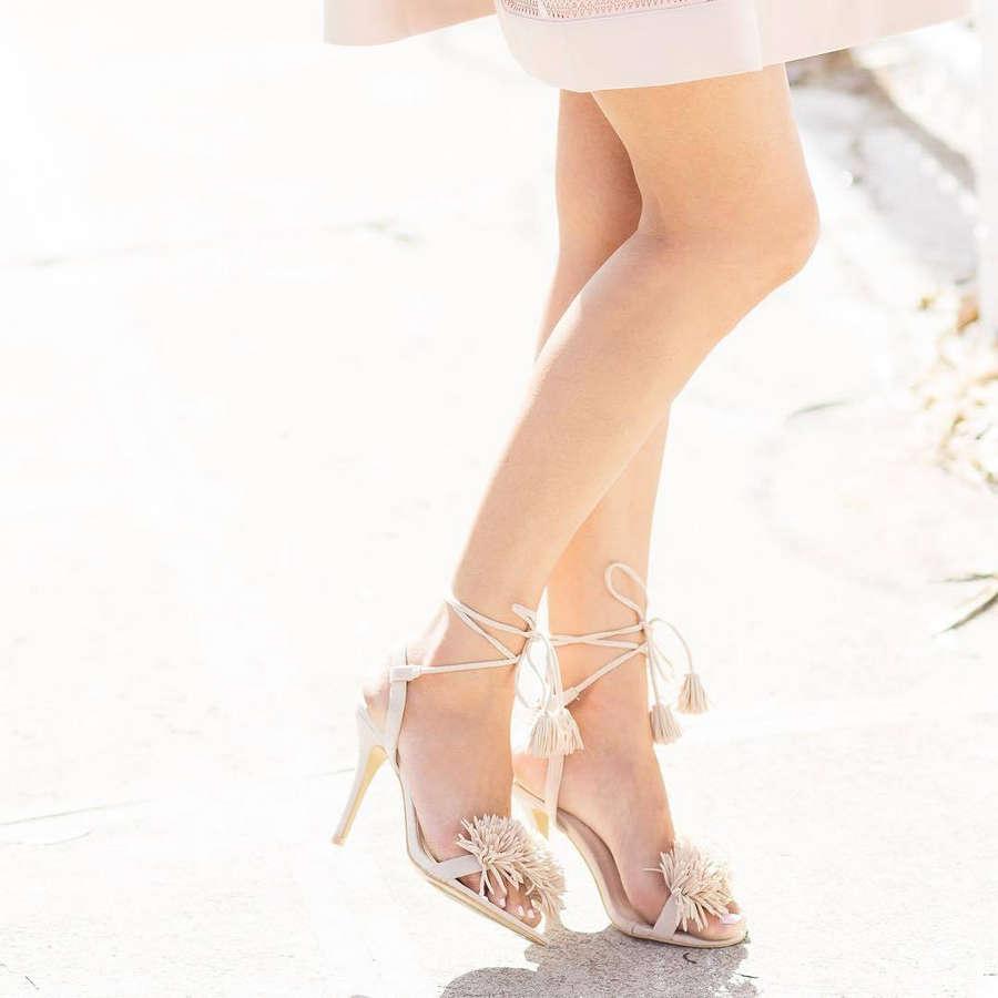 Ami Desai Feet