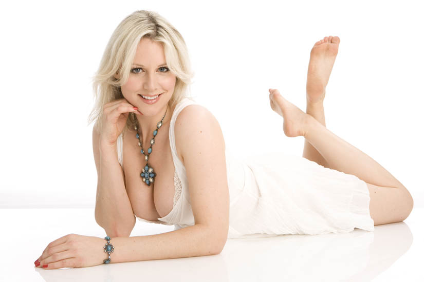 Abi Titmuss Feet