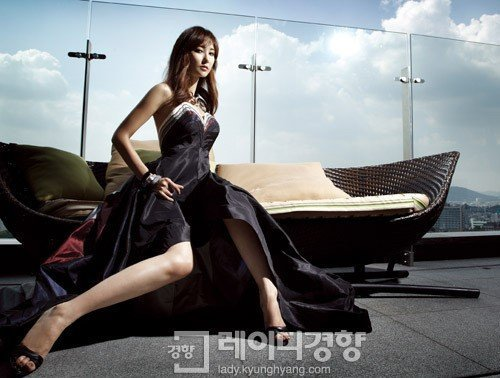 Bo Kyung Kim Feet