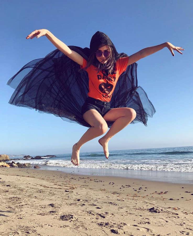 Heather Christianson Feet