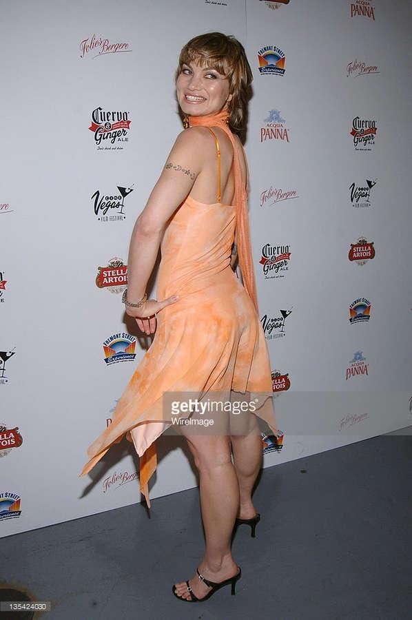 Rena Riffel Feet
