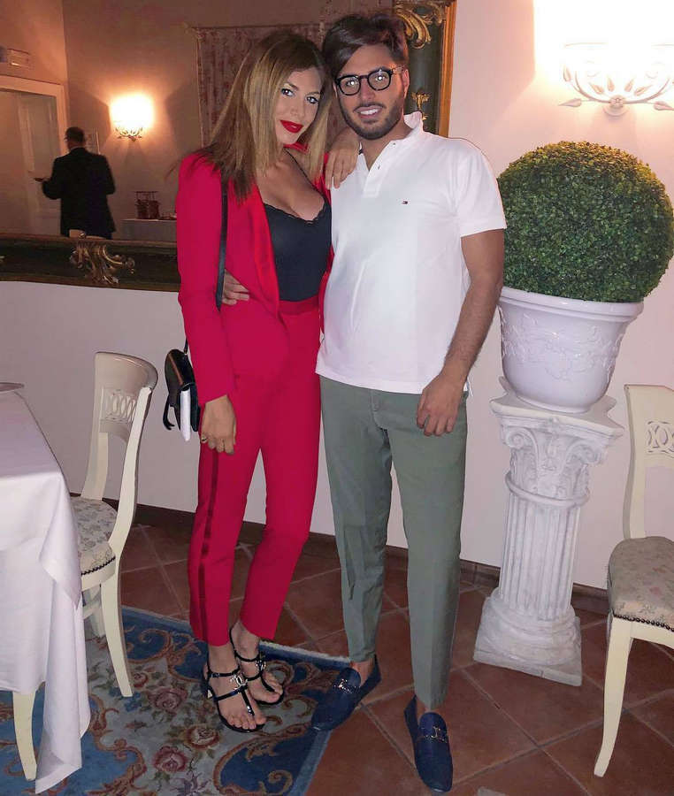 Paola Caruso Feet