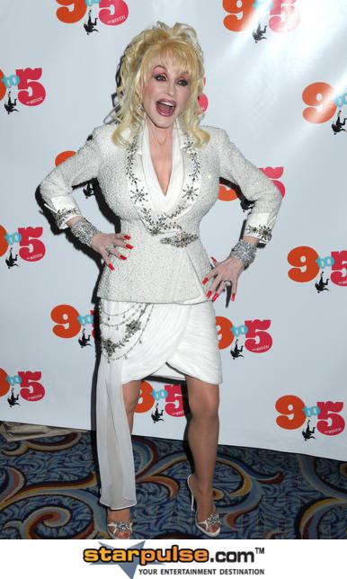 Dolly Parton Feet