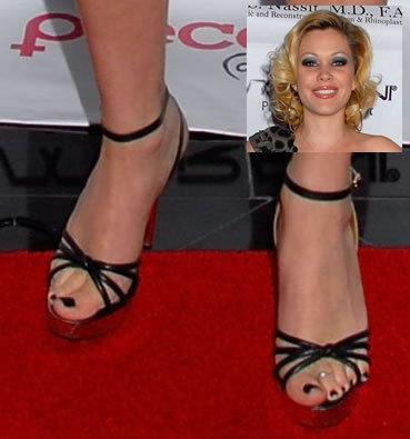 Shanna Moakler Feet