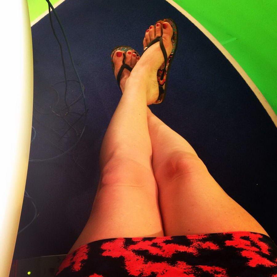 Alexandra Hill Feet