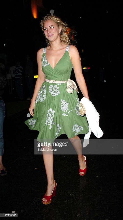 Holly Branson Feet