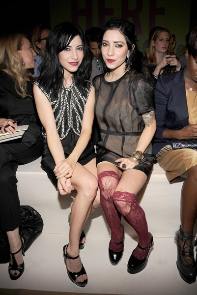 The Veronicas Feet