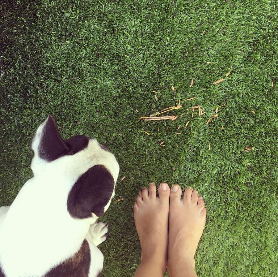 Vanesa Martin Feet