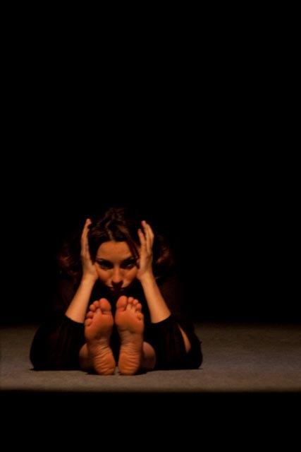 Juliana Araripe Feet