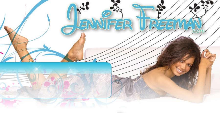 Jennifer Freeman Feet