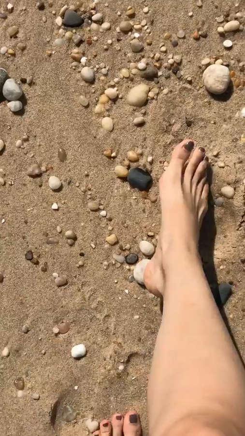 Tao Okamoto Feet