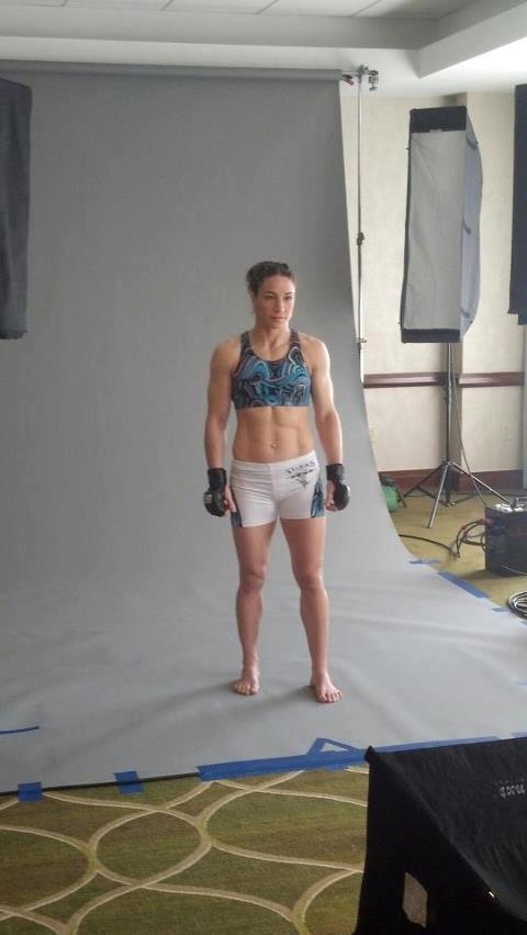Sara McMann Feet