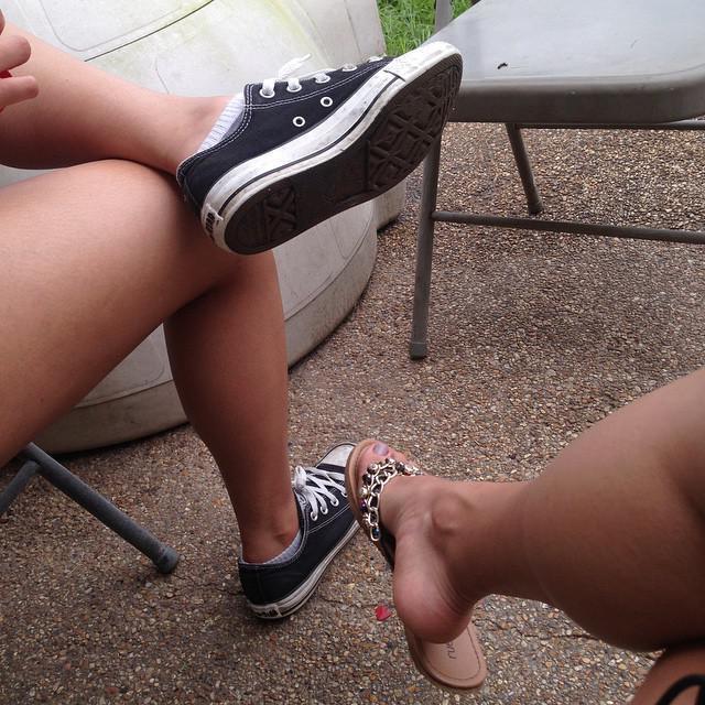 Trina LaFargue Feet