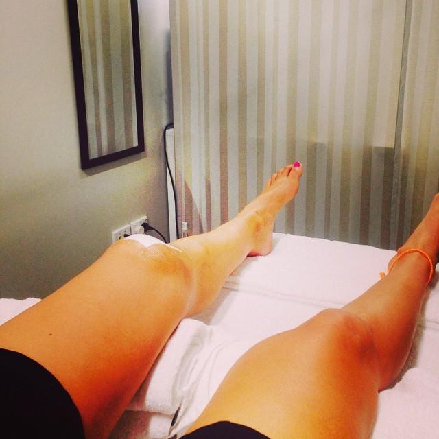 Casey Kopua Feet