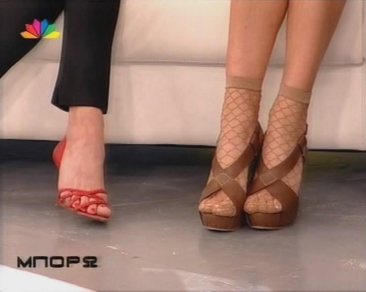 Marina Tsintikidou Feet