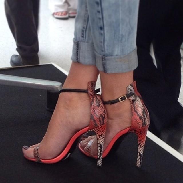 Suzanne Jackson Feet