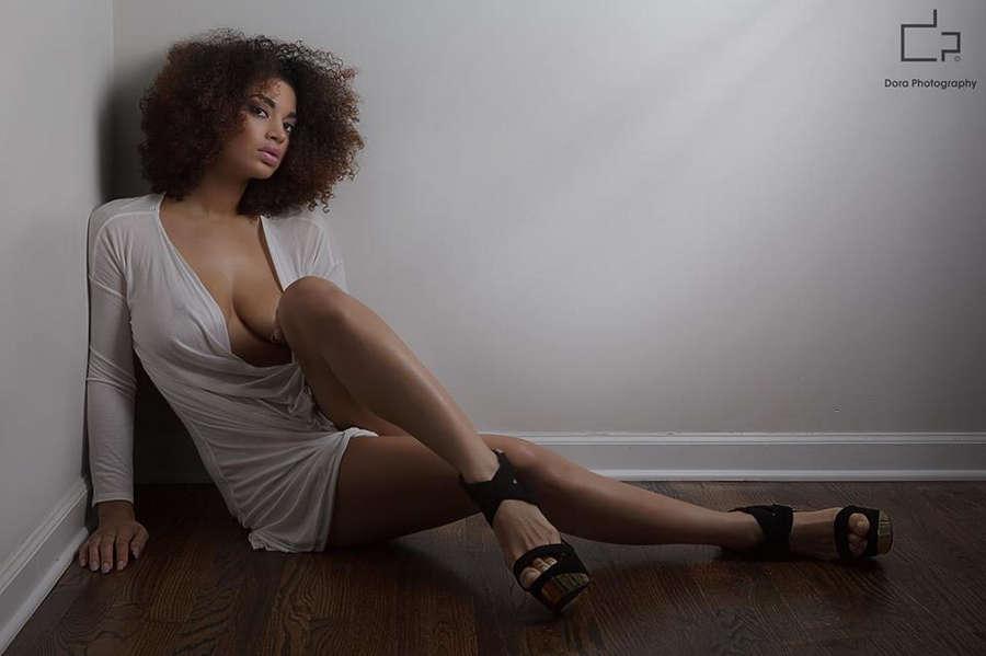 Brooke Montalvo Feet