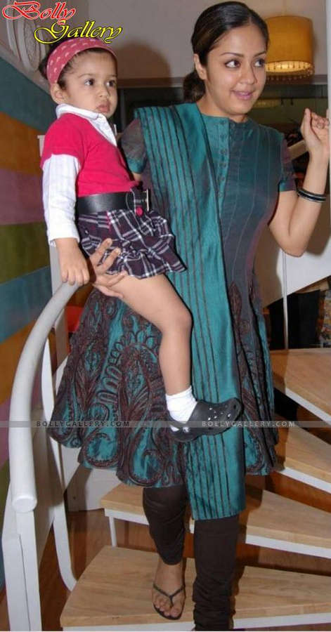 Jyothika Feet