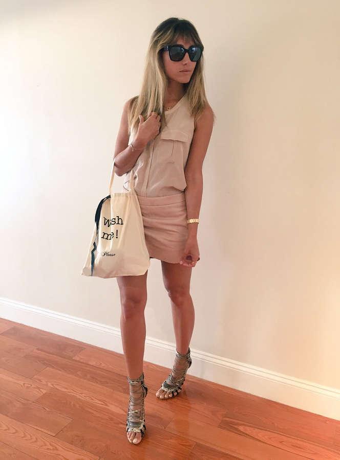 Rachel Heller Feet