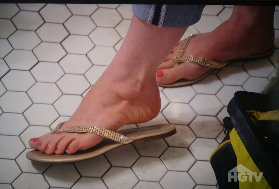 Aubrey Marunde Feet