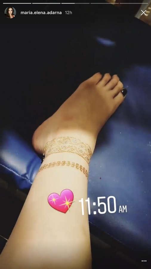 Ellen Adarna Feet