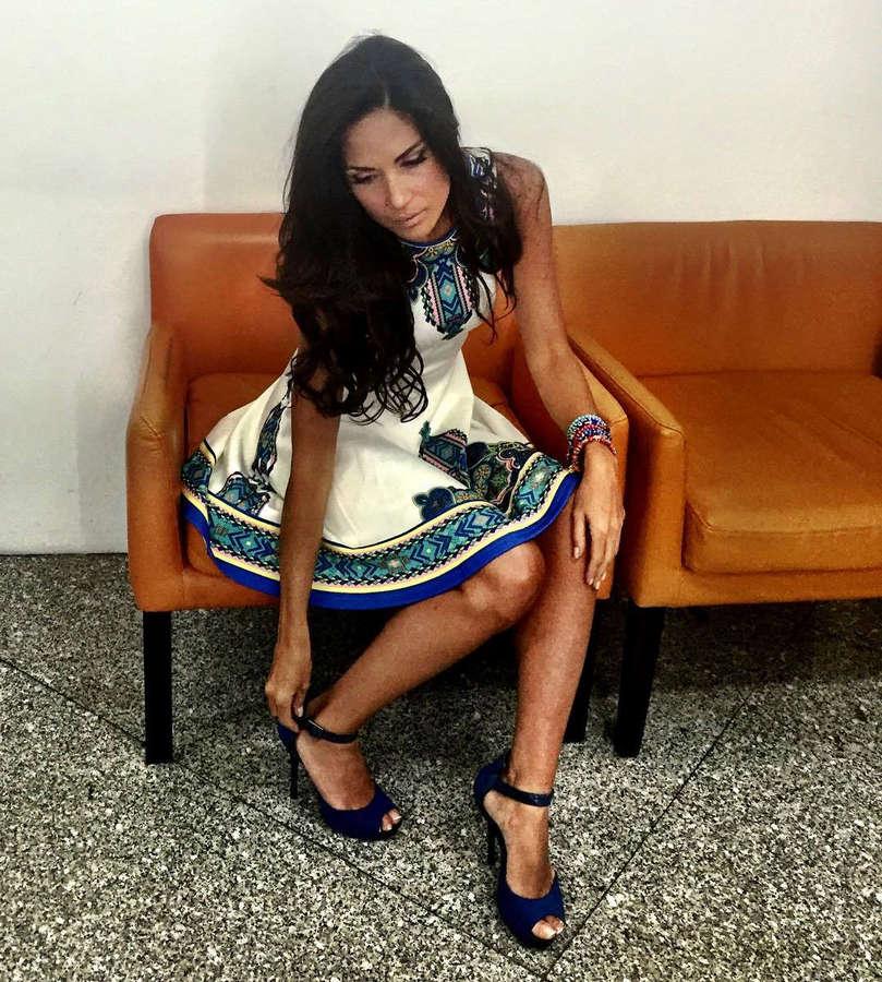 Joanna Vega Biestro Feet