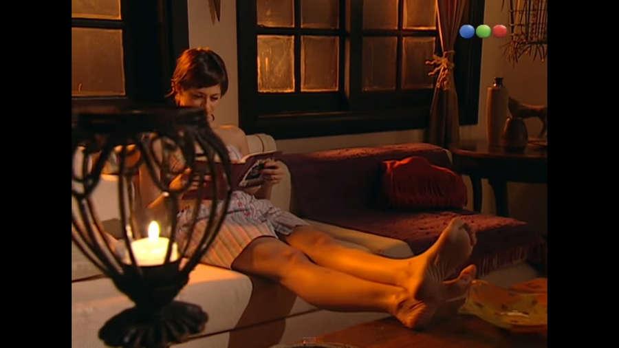 Monica Antonopulos Feet