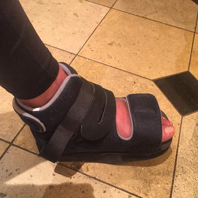 Sati Spivakova Feet