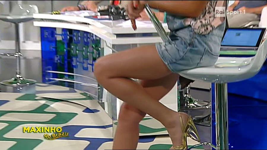 Pamela Camassa Feet