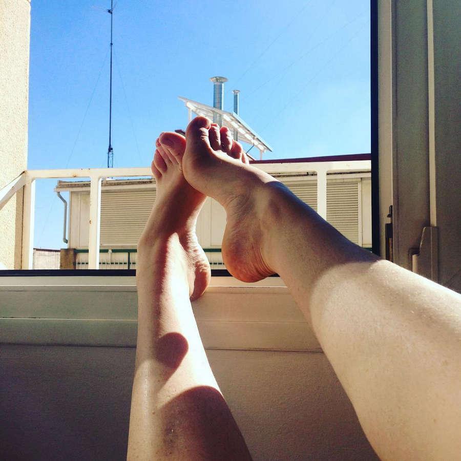 Venus OHara Feet