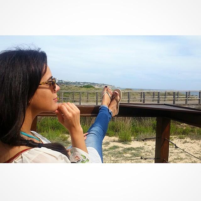Adriane Garcia Feet