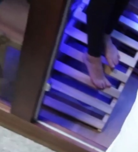 Brittney Smith Feet