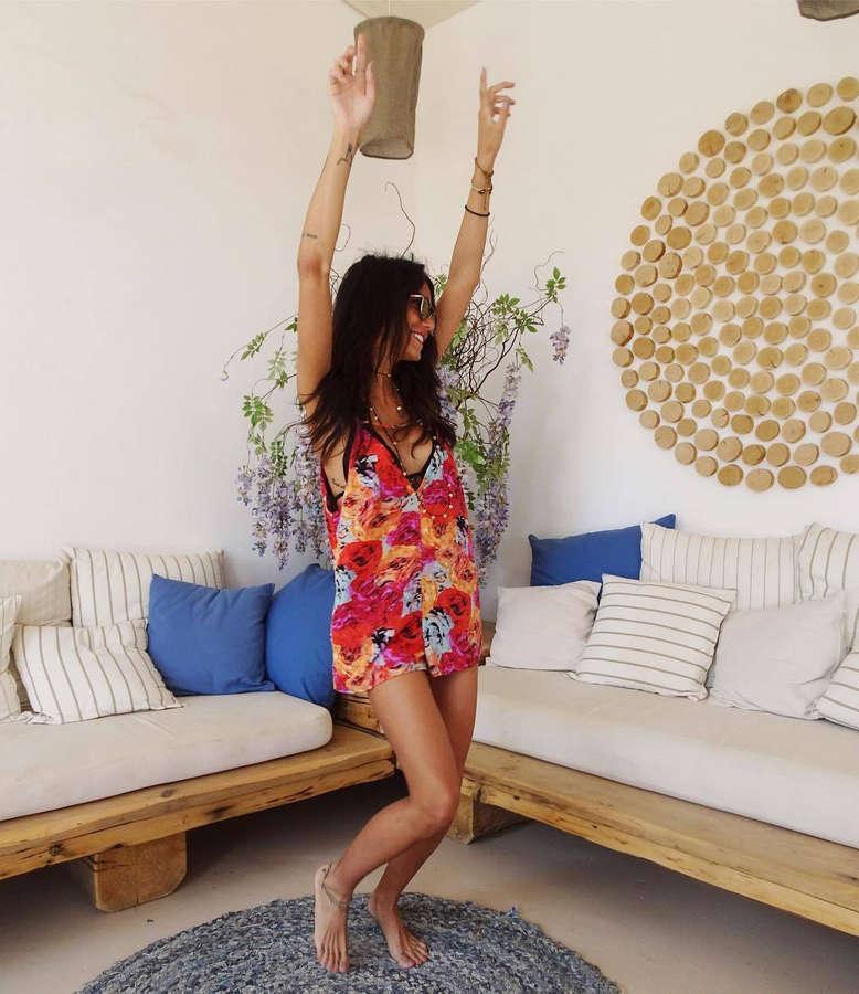 Chiara Biasi Feet