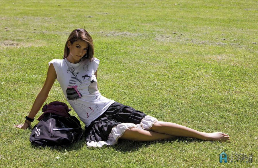 Alessia Ventura Feet
