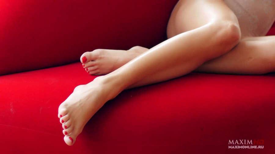 Anna Mikhailovskaya Feet
