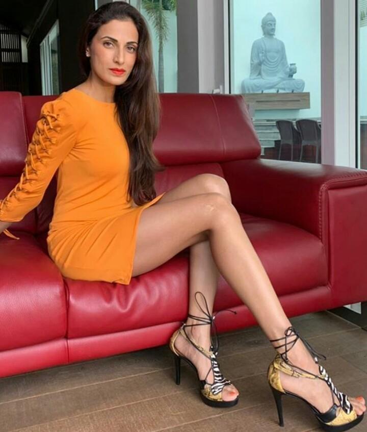 Shilpa Feet