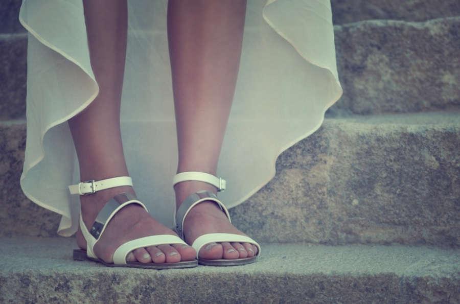 Tina Maria Hansen Feet