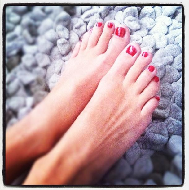 Annamarie Thomas Feet