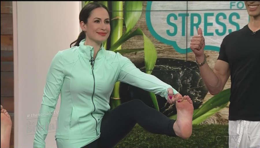 Cynthia Loyst Feet