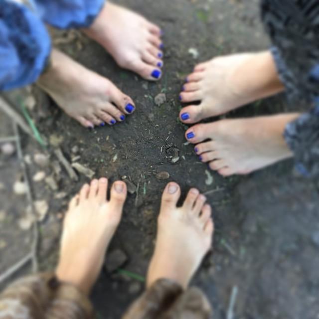 Jocelyn Cruz Feet