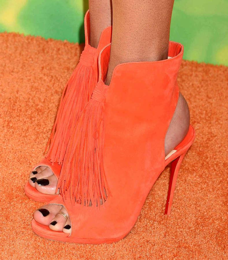 Courtney Bingham Feet