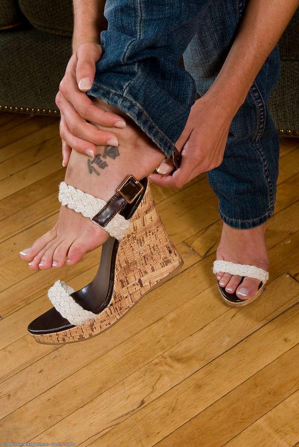 Addison Cain Feet