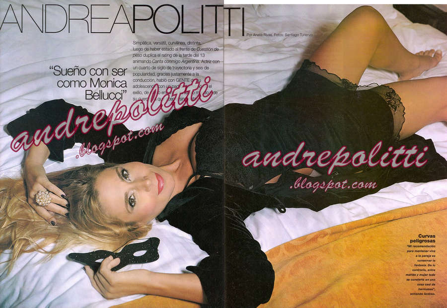 Andrea Politti Feet
