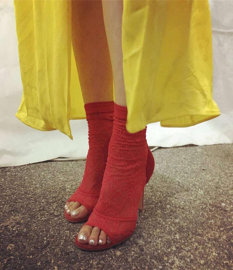 Kim Hyun A Feet