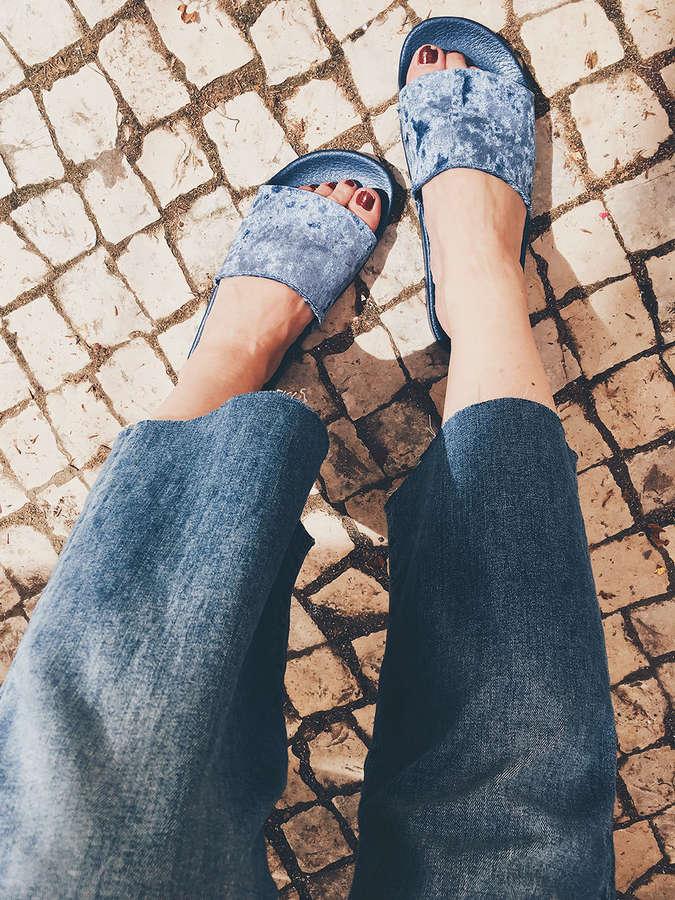 Vanja Wikstrom Feet