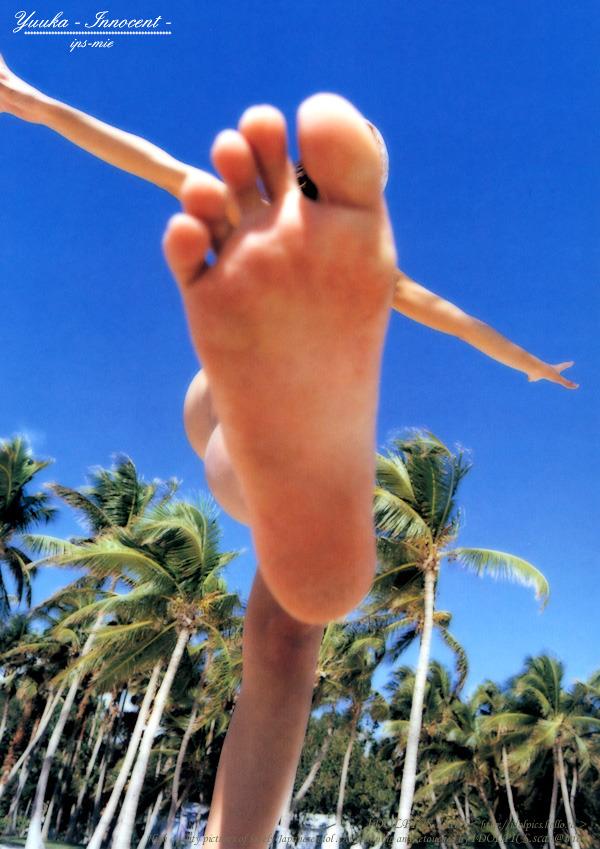 Yuka Feet