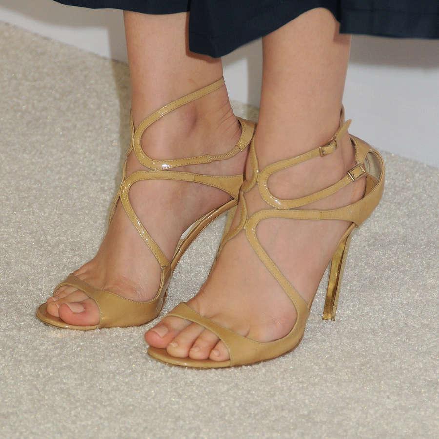 Taissa Farmiga Feet