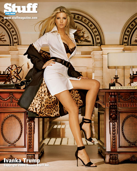 Ivanka Trump Feet