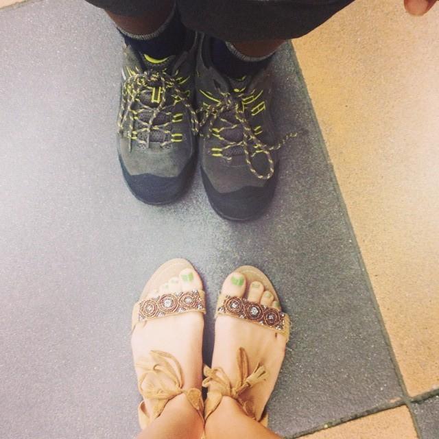 Jamie Lynne Grumet Feet